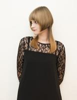 Ines 姫ヘアとファッション